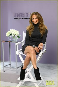Jennifer Lopez: Kohl's Fashion Fabulous | jennifer lopez kohls 02 - Photo