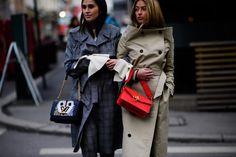 Le 21ème / Darja Barannik + Emili Sindlev   Oslo  // #Fashion, #FashionBlog, #FashionBlogger, #Ootd, #OutfitOfTheDay, #StreetStyle, #Style