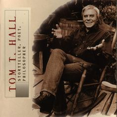 Tom T. Hall- Storyteller, Poet, Philosopher.  The definitive compilation from the greatest country music storyteller of them all.  Not only did Tom T. capture the essence of country in the 70's, he had fun (Sneaky Snake, I Like Beer), he also had a social conscience (America the Ugly, The Man Who Hated Freckles).  I can listen to him spin a yarn for hours. Old Dogs and Children and Watermelon Wine is still a song that mesmerizes me.