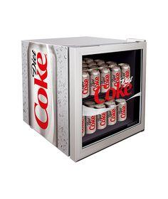 Buy Husky Diet Coke 48 Litre Fridge at Argos.co.uk - Your Online Shop for Mini fridges.