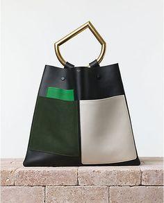 CÉLINE | Verano 2014 Artículos de cuero y bolsos De Colección