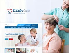 Elderly Care  WordPress Theme (Health & Beauty)  Elderly Care is a WordPress business theme. It is focused on building websites in the Elderly Care medical caring company niches. We included Visual Composer Revolution slider WooCommerce support and advanced admin panel. You can set unlimited colors and create unlimited layouts. It can be used for any kind of Elderly Care type business. With all those features and our excellent support you just cannot go wrong. Building your perfect WordPress…