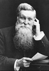 John Boyd Dunlop (1840 - 1921) Uitvinder van de opblaasbare rubberband