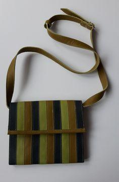 Little Bag in three different colors door Spoor68 op Etsy