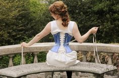 Tightlacing 101: 4 Myths About Waist Training by Tristan Risk, burlesque artist & tight-lacer