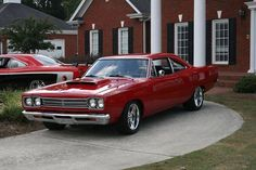 '69 Plymouth Road Runner