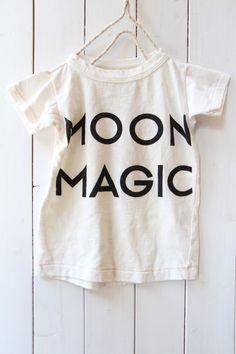 MOON MAGIC Tee. Thank you Karin!!
