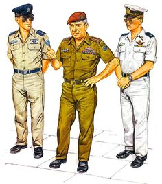 Military Gear, Military Service, Military History, Military Uniforms, Air Force Uniforms, Army Drawing, Uniform Insignia, British Army Uniform, Navy Uniforms