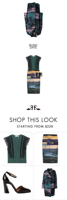 """""""Blinded and Blown Away"""" by zille ❤ liked on Polyvore featuring Valentino, McQ by Alexander McQueen, Marni, MSGM and Natasha"""