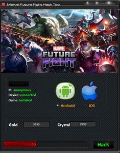 Marvel future fight hack