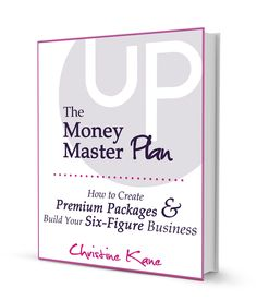 It's totally possible to make $100k in your biz.  You get this eBook for free as part of my new Money Master Class training! Sign up here, www.themoneymasterclass.com to get it.