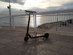 Our city scooter brought directly from Barcelona to Mallorca! Come try it in Carrer Sant Francesc, Palma :) #escooter #electricscooter #scooter #urbanmobility