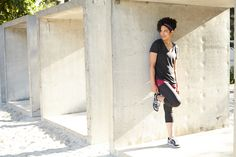 A Runner's Guide to Glam Gear Athletic Style, Athletic Fashion, Runners Guide, Gears, Sporty, Athletic Looks, Gear Train, Sport Style