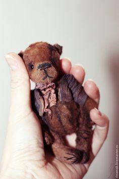 Мишки Тедди ручной работы: Bernard. Handmade.