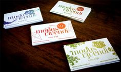 Top 12 Creative Gradient Business Cards   CodeKnows
