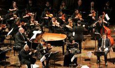 La Orquesta Sinfónica tocará en Caseros y Santos Lugares