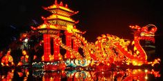 TOP great Holidays in China Beijing Travel Guide Holidays In China, Chinese Holidays, Chinese Lantern Festival, Chinese Festival, Statues, Dragon Rouge, Dragons, Ancient Chinese Architecture, Visit China