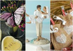 You don't necessarily need a theme to plan your wedding around, but having an idea of one in mind can get the ball rolling on the types of decorations Simple Wedding Decorations, Creative Wedding Ideas, Simple Weddings, Wedding Trivia, Wedding Themes, Carnival Wedding, Red Wedding, Funny Wedding Messages, Wedding Video Songs