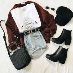 Wear or tear? New arrivals online now off Free US shipping Teenage Girl Outfits, Teen Fashion Outfits, Hipster Outfits, Teenager Outfits, Mode Outfits, Retro Outfits, Cute Fashion, Outfits For Teens, Preteen Fashion
