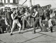 "sail on Aquitania. Stine, Sabie, Gilliland, Batson, Snow."" Contestants bound for Paris, France, a"