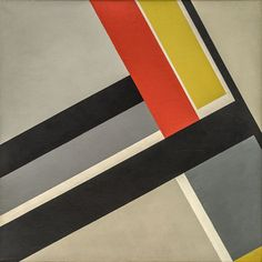 Friedrich Vordemberge-Gildewart, Komposition Nr. 41, 1927