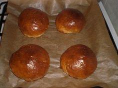 Puffancs Muffin, Bread, Breakfast, Food, Breakfast Cafe, Muffins, Essen, Breads, Baking