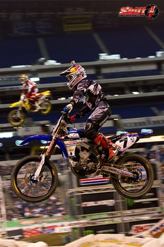 James Stewart (Bubba) - Indianapolis Supercross