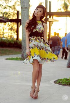 Thirstythought by Kryz Uy - Part 14 Sexy Skirt, Dress Skirt, Beautiful Women Pictures, Elegant Outfit, Passion For Fashion, Asian Beauty, Kryz Uy, Summer Outfits, Short Dresses