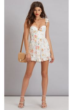 floral romp #REVOLVEclothing