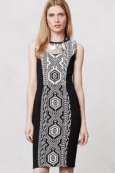 Alegre Pencil Dress | Anthropologie.eu