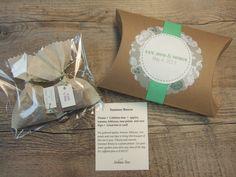 Handmade Tea Bag Wedding Favors