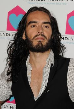 2011. Actor Russell Brand attends 'Giving Back' Friendly House LA's 22nd annual awards luncheon at The Beverly Hilton hotel on October 29, 2011 in Beverly Hills, California