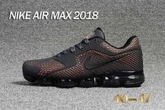 Nike 2018 KPU +5 Nike Air Vapor MAX 2018 +5 KPU Men Carbon Grey Orange 40-47 Women's Sneakers, Orange Sneakers, Sneakers Fashion, Hypebeast Sneakers, Sneakers Design, Fashion Shoes, Mens Fashion, Orange Shoes, Sneakers Women
