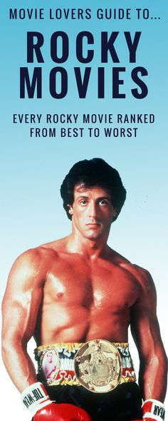 "An awesome poster of Sylvester Stallone - the only man who could play the ""Italian Stallion"" Rocky Balboa! Need Poster Mounts. Sage Stallone, Rocky Stallone, Rocky Sylvester Stallone, Rocky Balboa, Rocky Series, Rocky Film, Jennifer Flavin, Brigitte Nielson, Rocky Musical"