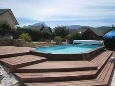 idées projets piscine hors terre - Google Search | maison ...