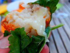street food, crocchette di riso, fontina DOP, risotto salsiccia bianca e piselli, supplí, suppli' al telefono, suppli' alla romana, vialone nano