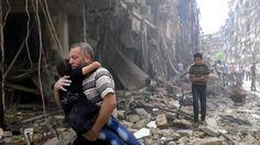 Alle Konfiktparteien beteiligt: Aleppo - Syriens wichtigstes Schlachtfeld