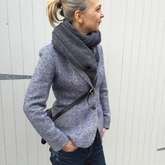 Alyson Walsh: fashion journalist and author of the book Style Forever.