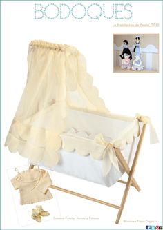 Craddle, Garnment, NewBorn clothing, Maternity Bags, Accessories for Pram There's a lot to do before Baby's born. We at Bodoques have collected everything for your convenience. Just have a look and mail us back to bodoquesmoda@gmail.com.