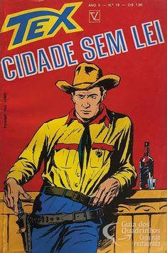 Tex n° 19 - Vecchi