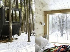 Getaway: Tiny Cabins in the Woods - ESCAPE BROOKLYN
