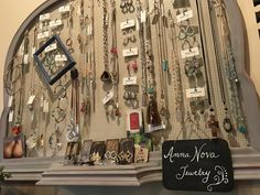 The Coral Sash is proud to offer Anna Nova jewelry.