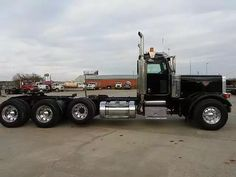 """379 EX """"Heavy Haul,"""" """"Rita"""" named after the most beautiful and strong woman I know. Tow Truck, Trucks, Peterbilt 389, Tr 4, Rigs, Strong Women, Most Beautiful, Woman, Wedges"""