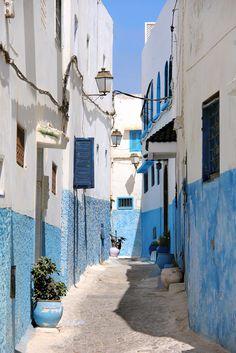 Kasbah, Rabat   Morocco (by ..Ania.)