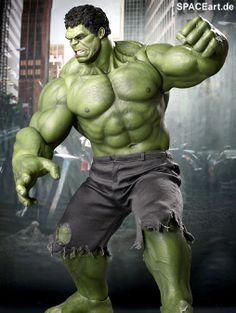 The Avengers: Hulk - Giant Deluxe Figur, Fertig-Modell ... http://spaceart.de/produkte/tav007.php please repin!