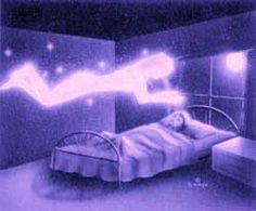 Astral Projection (OBE)