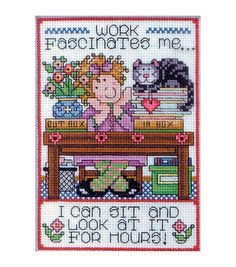 Design Works counted-cross-stitch Kit