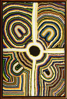 >Elizabeth Gordon: Hunting Story, a museum quality painting from Songlines Galleries of Australian Aboriginal Art Aboriginal Painting, Aboriginal Artists, Aboriginal People, Australian Bush, Abstract Canvas, Mythology, Folk Art, Primitive, Museum