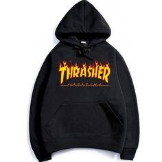 Sweat Thrasher veste homme femme manteau hoodie trasher coat pull sweatshirt 001