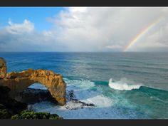 L'arche, Great Ocean Road, Victoria, Australie
